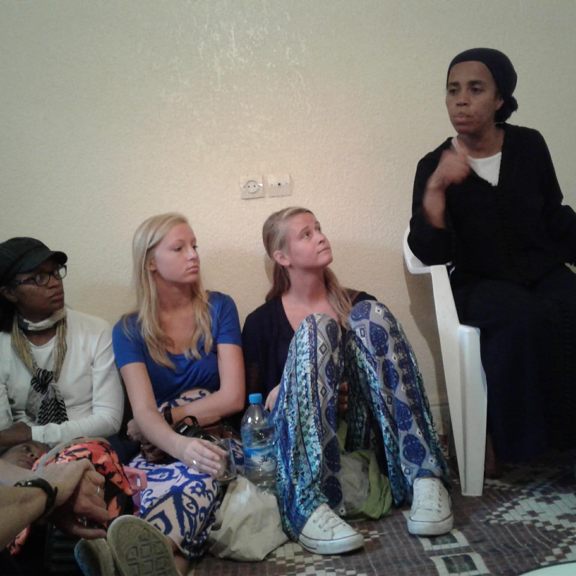 Latifa shares her story