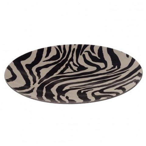 Zebra Charger Plates