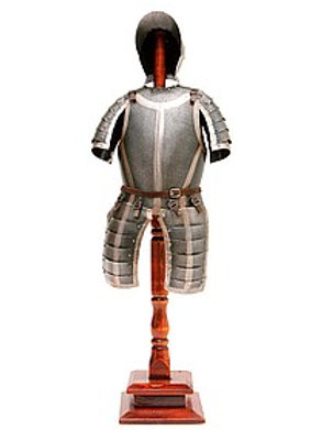 Knights Armour decoration