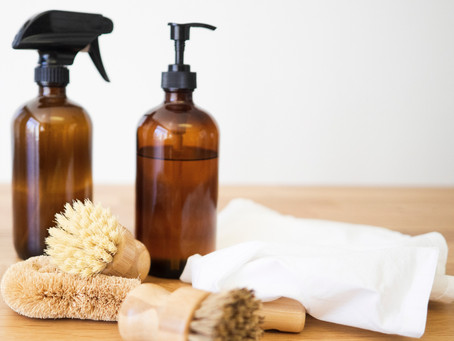 Fabriquer ses produits ménagers naturels en 2 temps 3 mouvements
