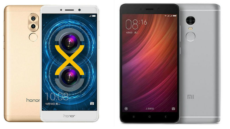 Xiaomi Redmi Note 4 vs Honor 6X: Which One Should You Buy?