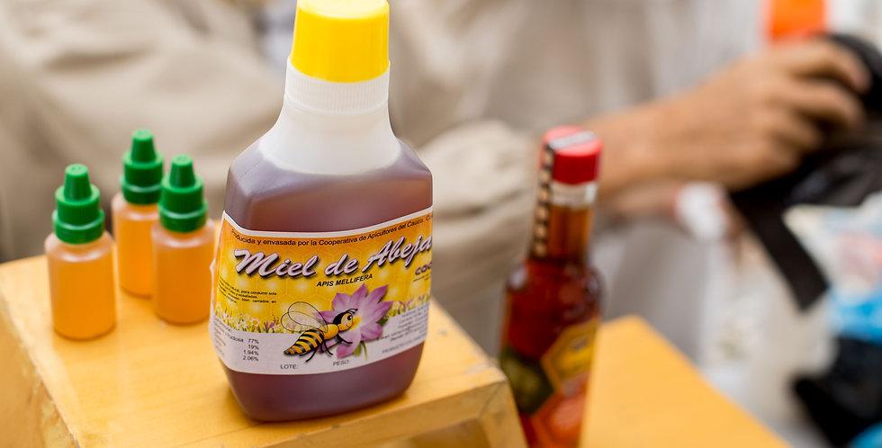 Miel de abejas dispensador 340 gr