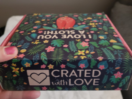 Crated With Love Date-box: perfect for busy couples!