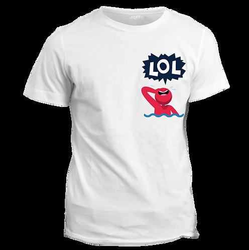 EMOJI LOL  - Half Sleeve T-Shirt