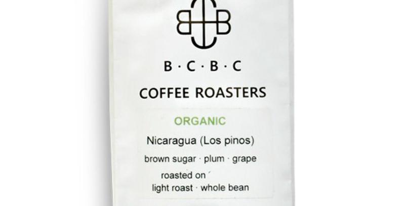 Organic Nicaragua Light Roast 12 oz Bag