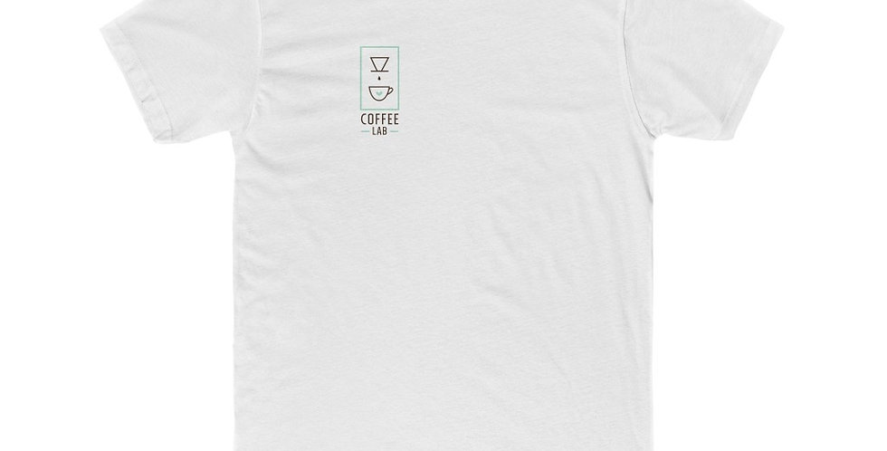 Coffee Lab Men's Cotton Crew Tee