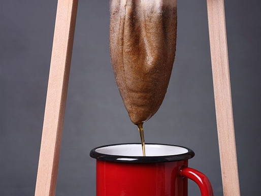 The Coffee Sock: A Sustainable Coffee Brewer
