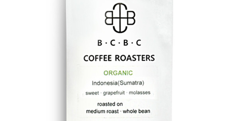 Organic Sumatra Medium Roast (12 oz)