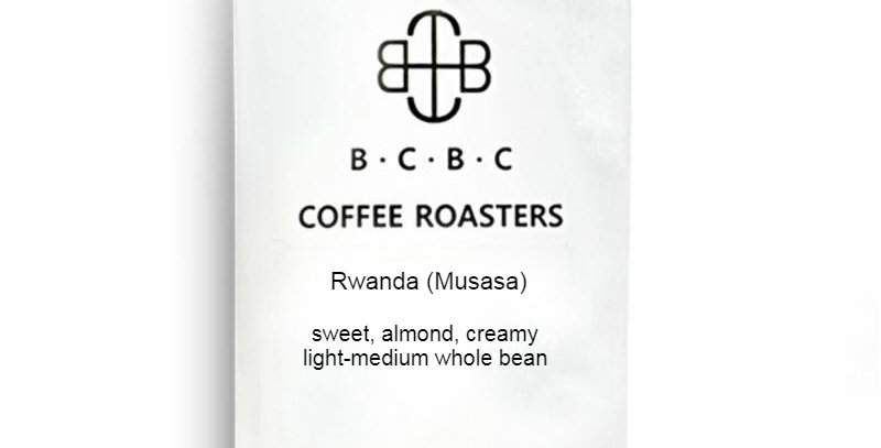 Rwanda (Musasa) Light-Medium Roast