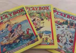 Playbox Annuals