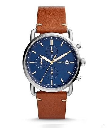 FOSSIL Commuter Blue Dial FS5401