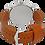 Thumbnail: Reloj FOSSIL Commuter FS5325