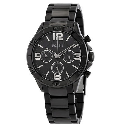 FOSSIL Quarz Black BQ7012