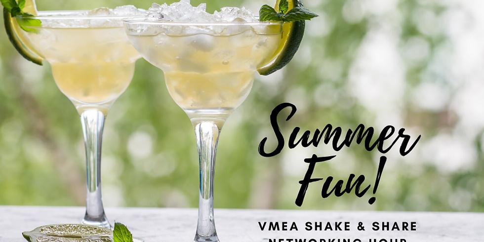 VMEA Virtual Shake & Share - May
