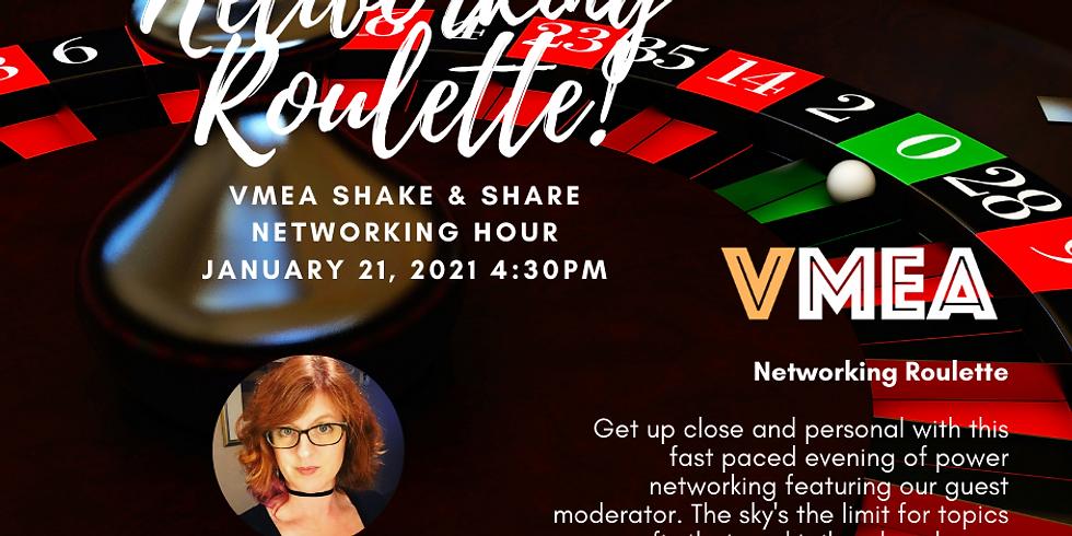 VMEA Virtual Shake & Share - January 2021