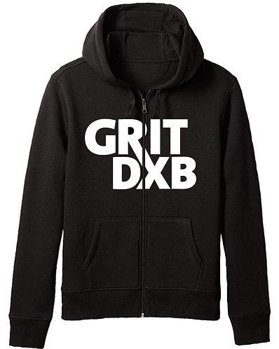 Hoody Zip-up Grit