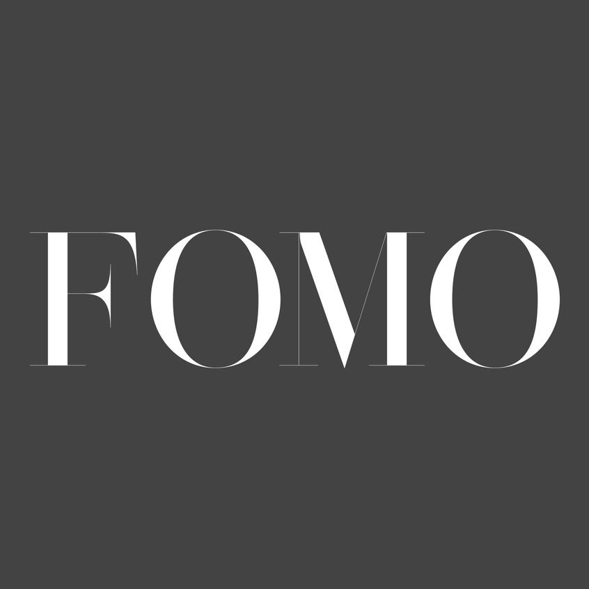 FOMO (Grey)