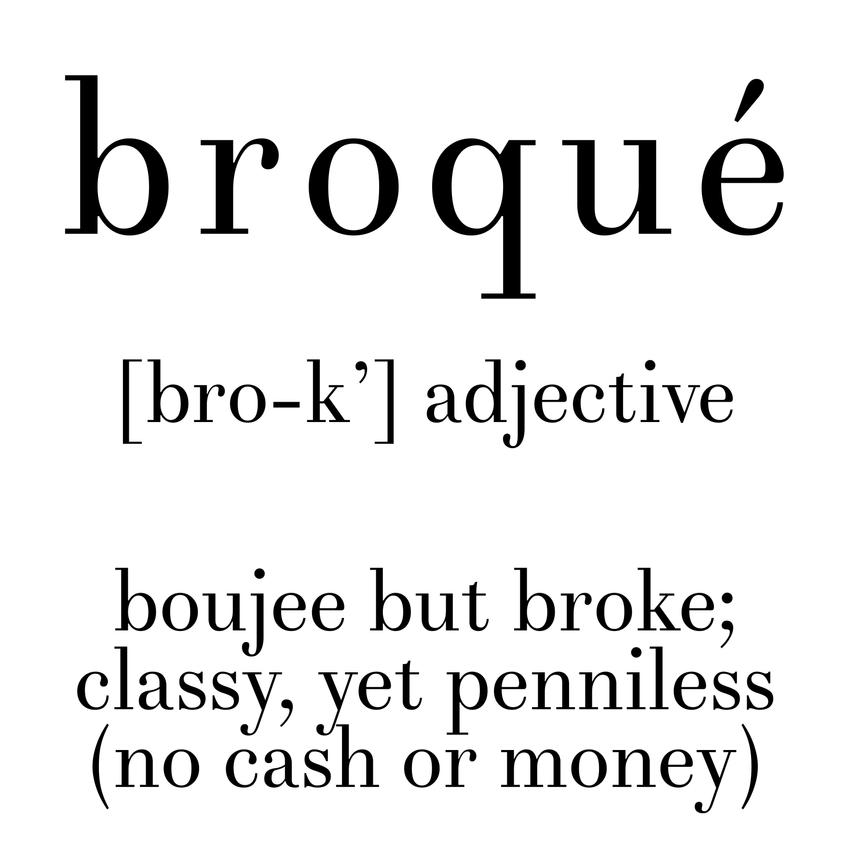 Broque (White)
