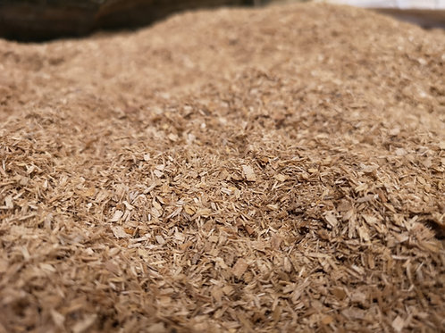 Hardwood Sawdust Kiln Dried Bulk Bag
