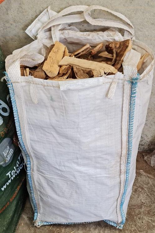 Barrow Bag of Hardwood Kindling Pieces