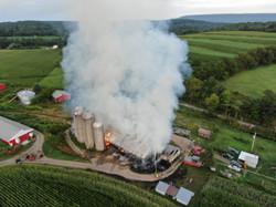 Barn Fire (Southeastern PA)