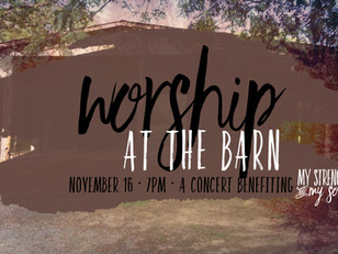 Come Worship With Us!!