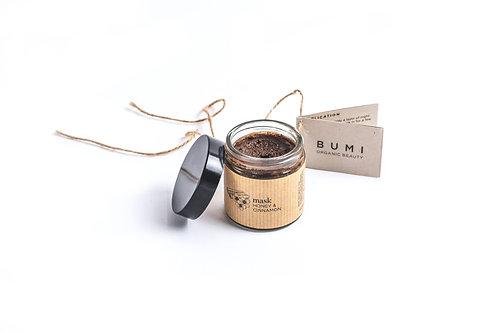 Face Mask: Honey & Cinnamon