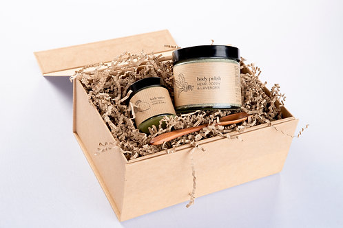 Hemp & Shine Gift Box