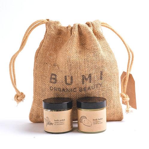 Hemp and Shine Bag