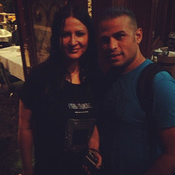 Instagram - Me and Carlos Oteiro after Sisa show