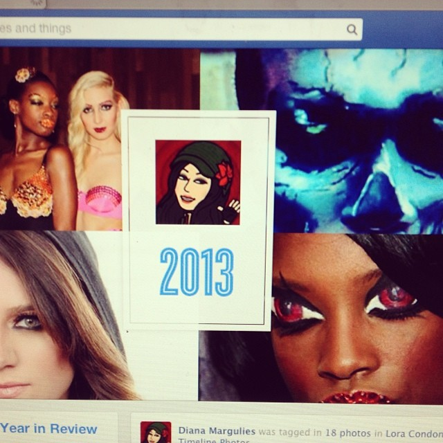 Instagram - My best work in 2013!#best makeup# bestmua#jasonchristopherpeters#Te