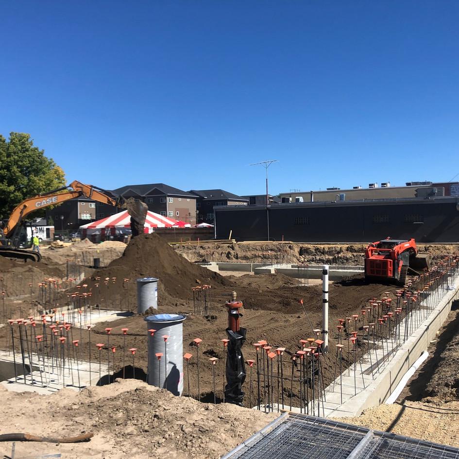 Frandsen Bank, North Mankato - 2020