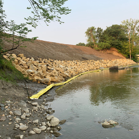 Mankato Township Le Sueur River - 2021