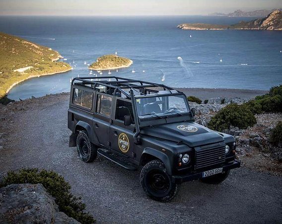 Adventure Jeep Tour (Juli - Sep. 2021)