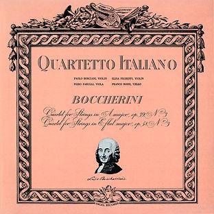 Angel EMI_QuartettoItaliano_Boccherini.j