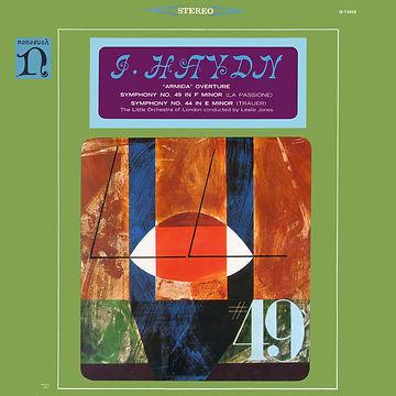 Nonesuch_William S Harvey_Haydn 44-49_Jo