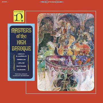 Nonesuch_Abe Gurvin_Master of Baroque_Sa