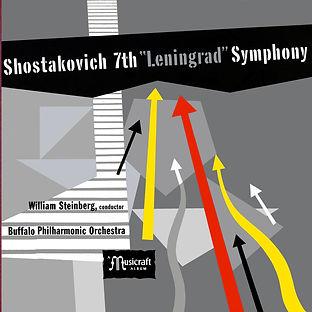 78_Musicraft_Schostakovich_7_Steinberg_1