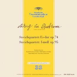 DGG_Beethoven_Quartett op74+op95_Koecker