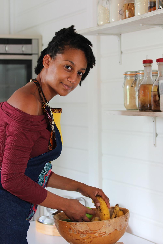 Taïna, spécialiste des recettes veggies au goût des Antilles