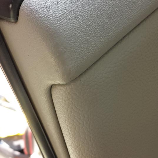 auto deur paneel - na