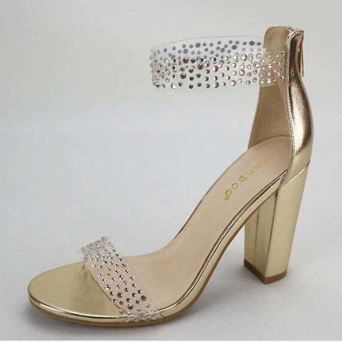 Goldie Chunky Heels