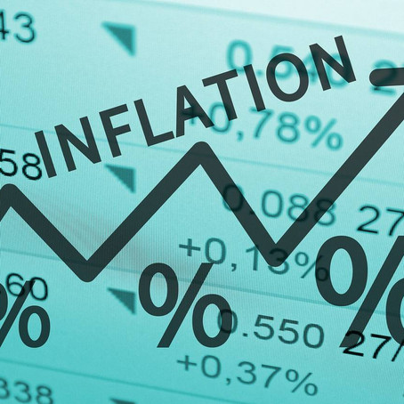 The Fed Acknowledges Inflation