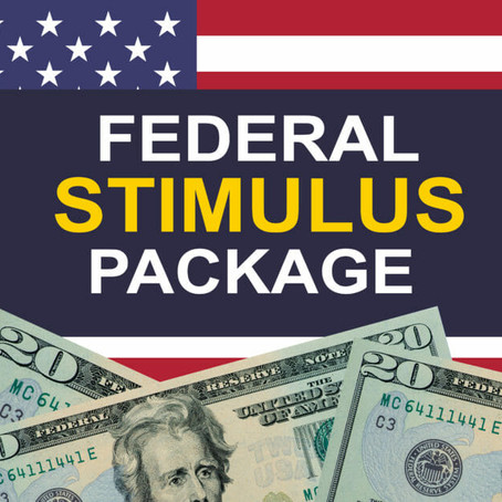 5 Highlights of the New Stimulus Package