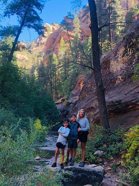 things to do in sedona - west fork trail