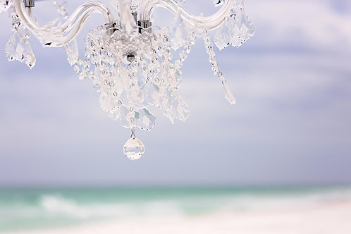 Crystal Chandelier for Arbor