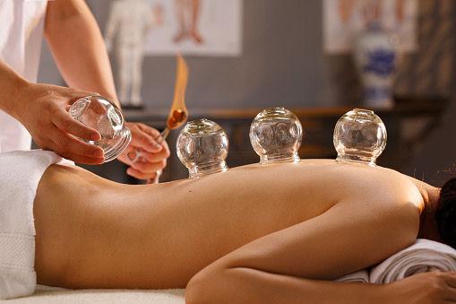 Vákuová masáž - BANKOVANIE
