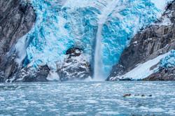 Northwestern Glacier, Alaska