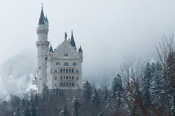 Neushwanstein, Germany
