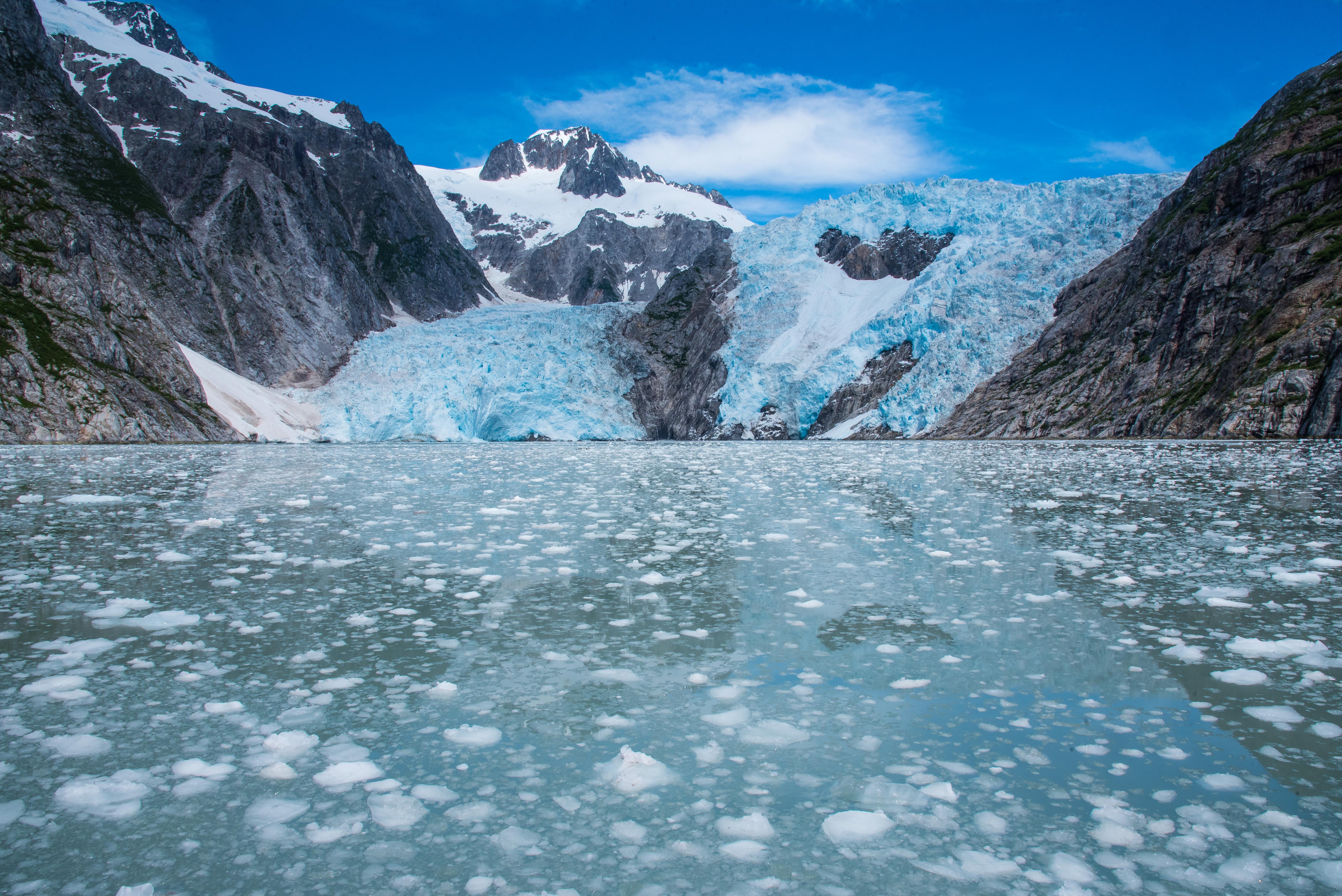 Nortwestern Glacier, Alaska